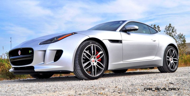 2015 JAGUAR F-Type R Coupe20