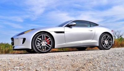 2015 JAGUAR F-Type R Coupe21