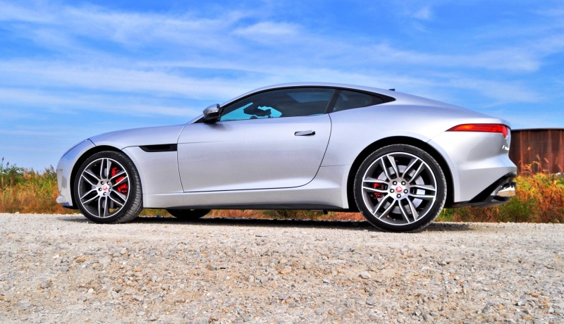 2015 JAGUAR F-Type R Coupe22