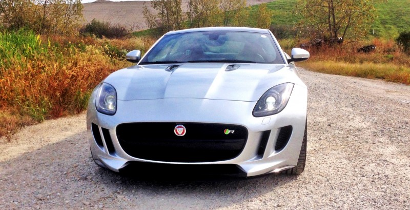 2015 JAGUAR F-Type R Coupe23