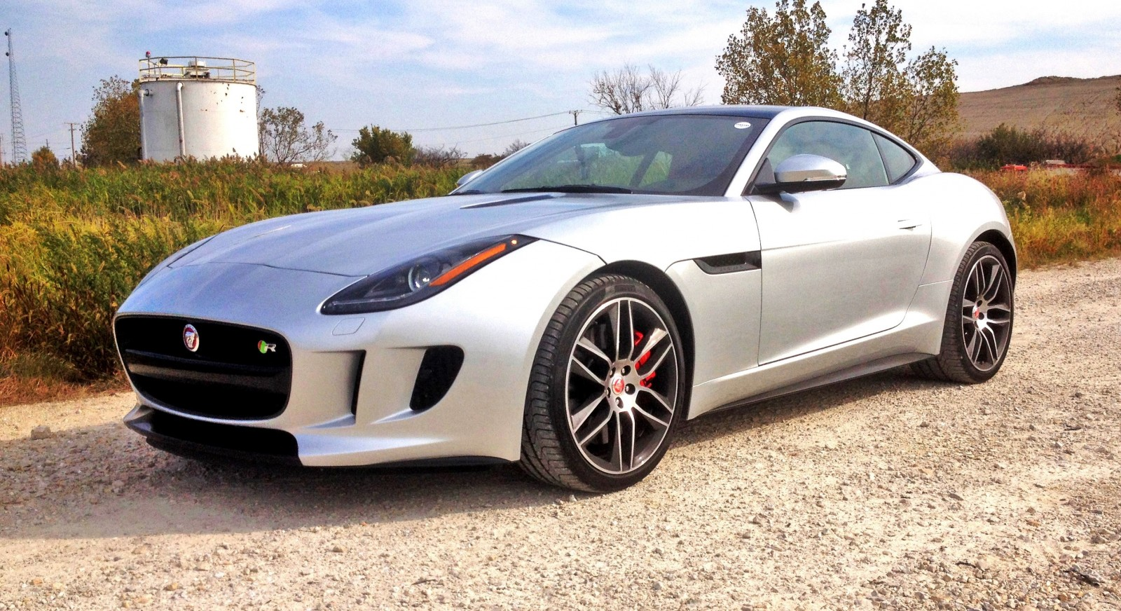 2015 JAGUAR F-Type R Coupe24