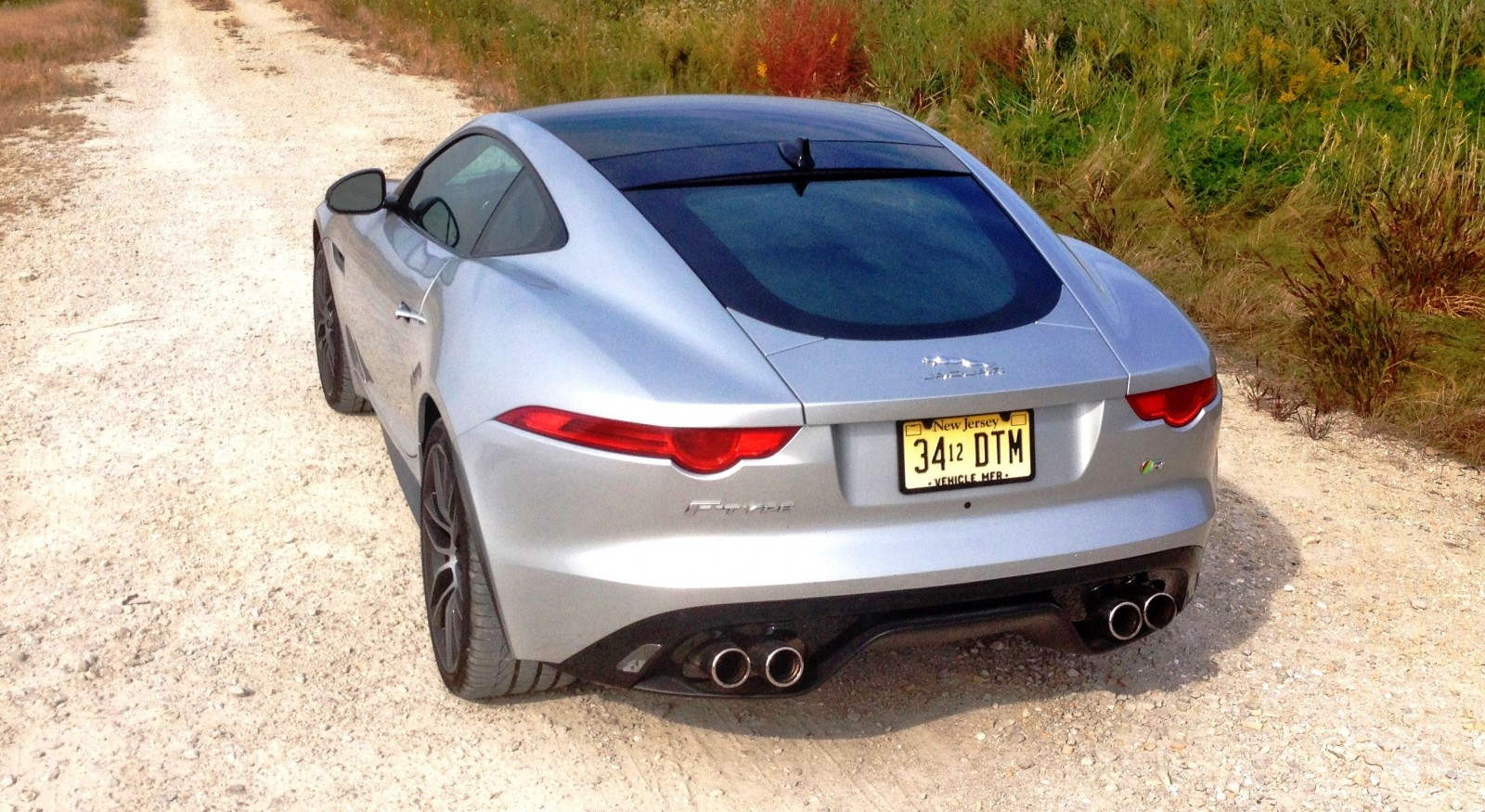 2015 JAGUAR F-Type R Coupe26