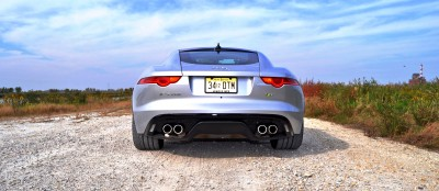 2015 JAGUAR F-Type R Coupe3