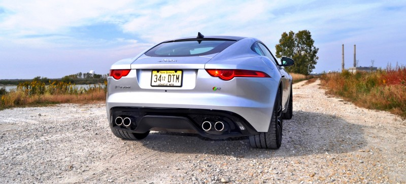 2015 JAGUAR F-Type R Coupe4