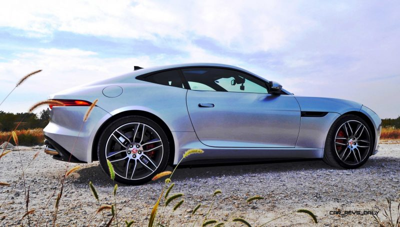 2015 JAGUAR F-Type R Coupe7