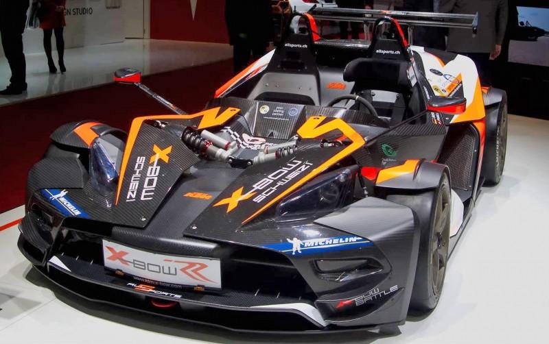 2015 KTM X-Bow RR 12