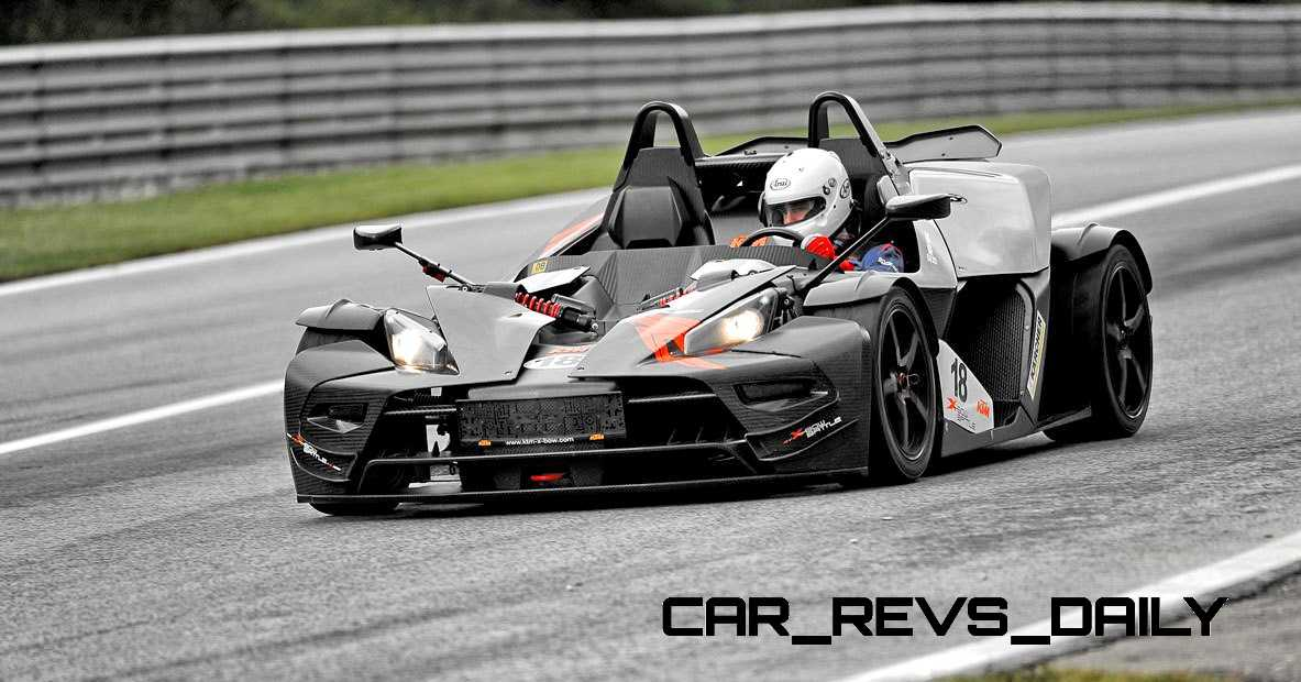 2015 ktm x bow rr is 400hp of race ready speed with full - X bow ktm ...