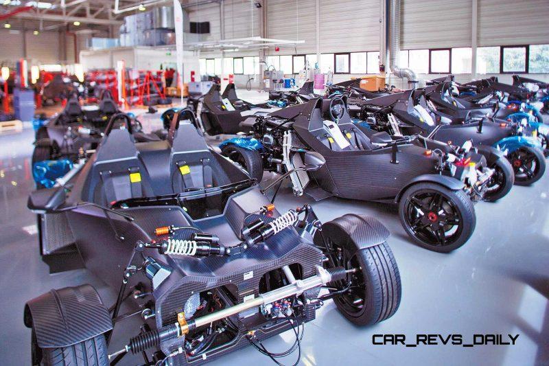 2015 KTM X-Bow RR 16