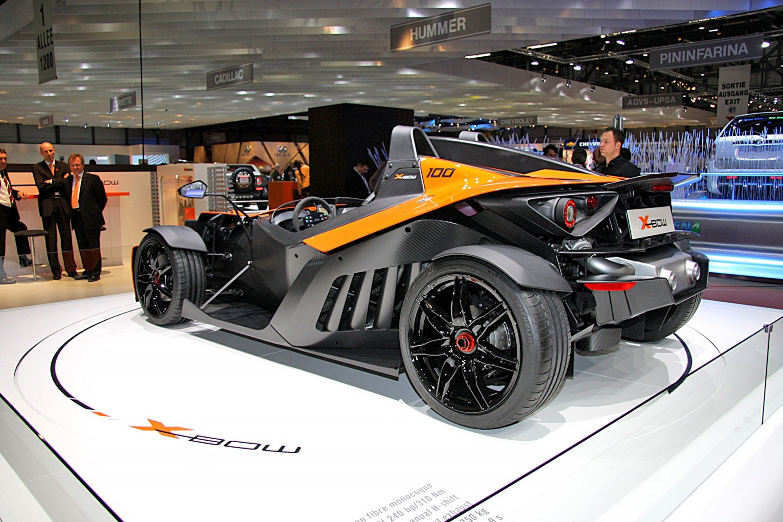 2015 KTM X-Bow RR 4