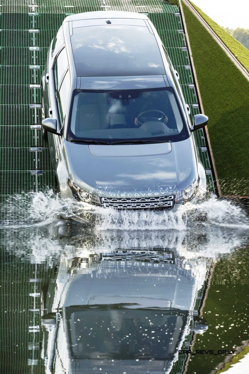 2015 Land Rover Discover Sport 5