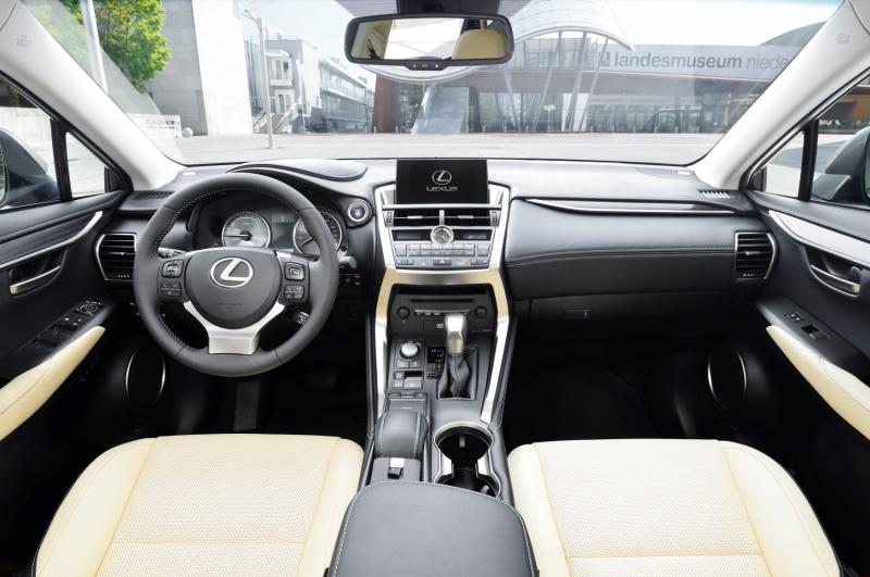 2015 Lexus NX300h 23