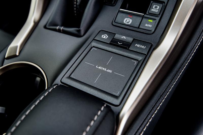 2015 Lexus NX300h F Sport 13