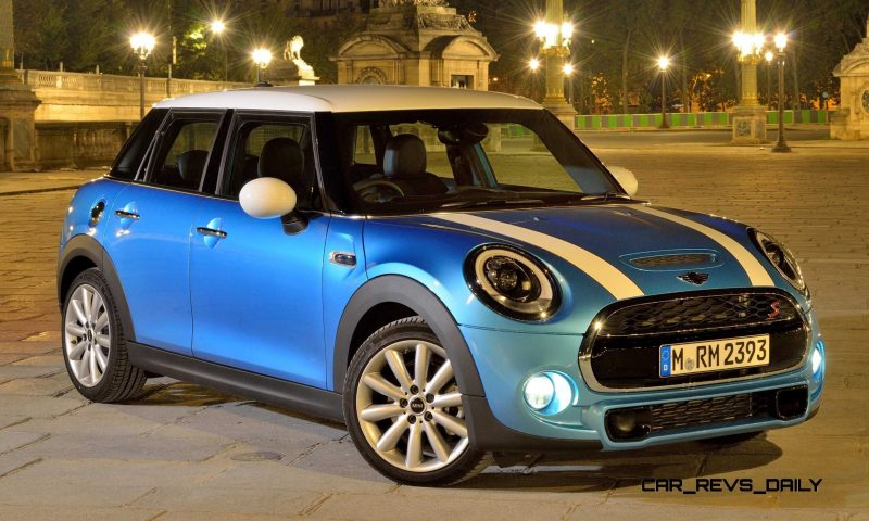 2015 MINI Cooper 5-Door in Postcard-Worthy Trip Around The City of Light 35