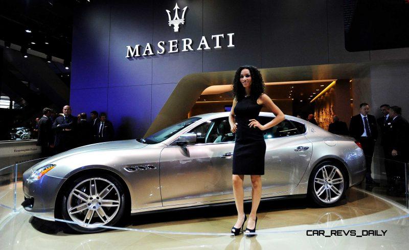 2015 Maserati Ghibli S Q4 ZEGNA EDITION 1