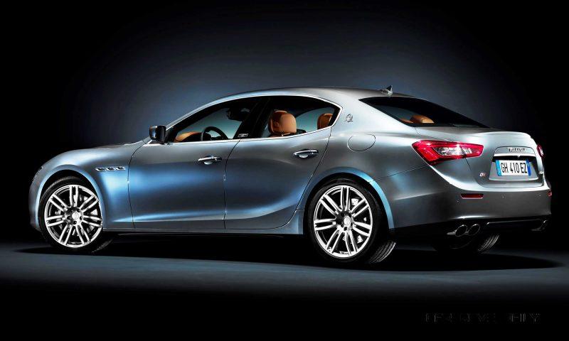 2015 Maserati Ghibli S Q4 ZEGNA EDITION 10