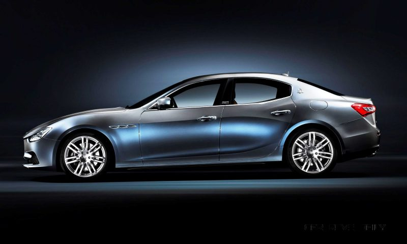 2015 Maserati Ghibli S Q4 ZEGNA EDITION 11