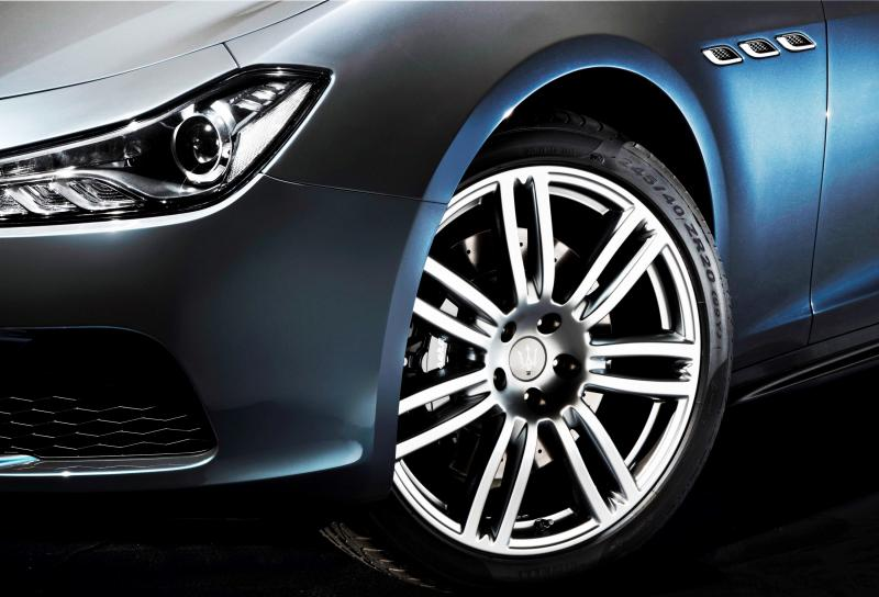 2015 Maserati Ghibli S Q4 ZEGNA EDITION 12