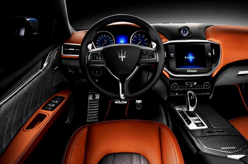 2015 Maserati Ghibli S Q4 ZEGNA EDITION 13