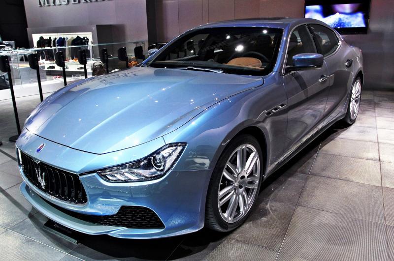 2015 Maserati Ghibli S Q4 ZEGNA EDITION 2