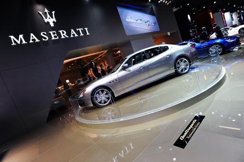 2015 Maserati Ghibli S Q4 ZEGNA EDITION 22
