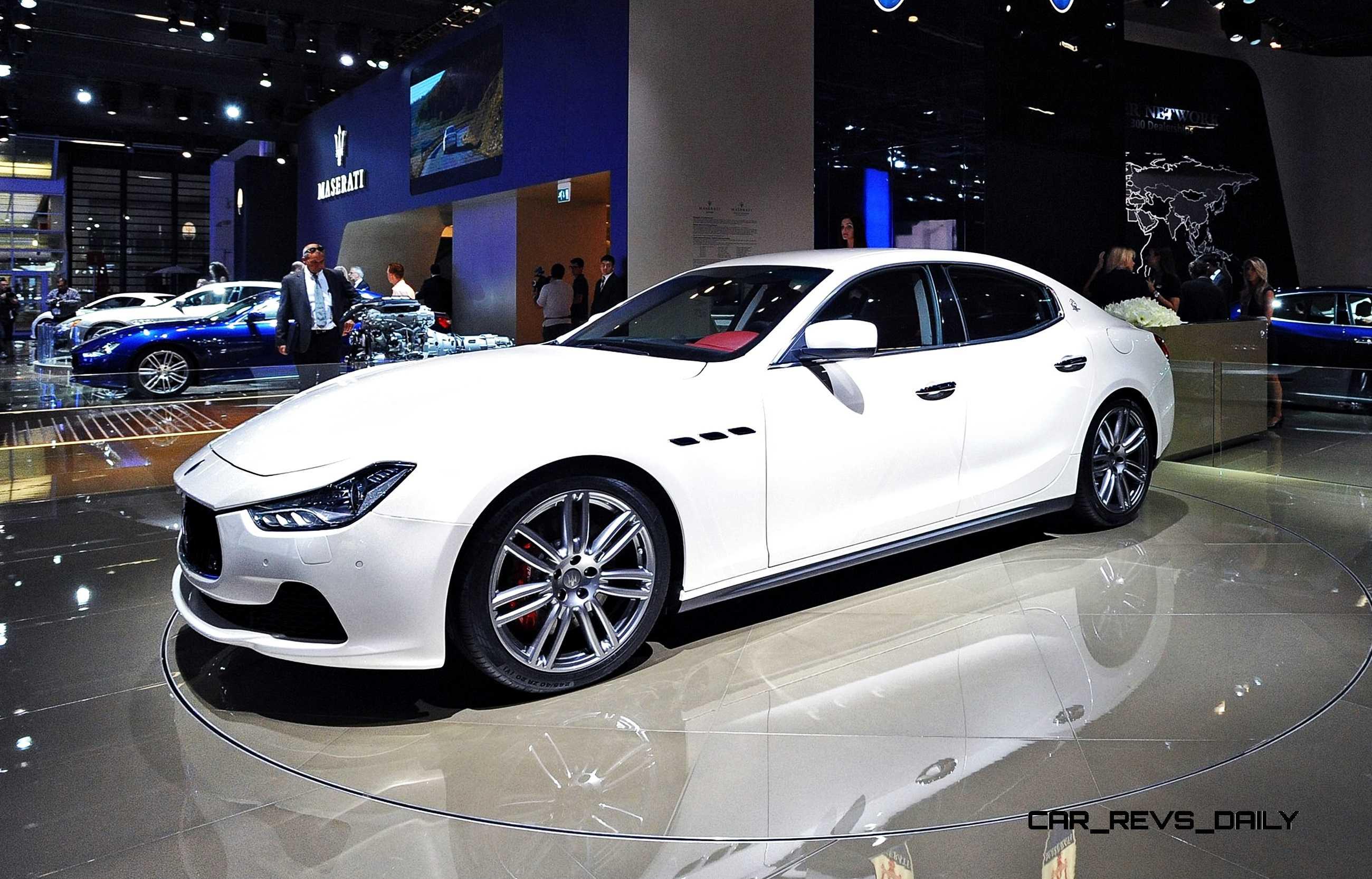 2015 Maserati Ghibli S Q4 ZEGNA EDITION In Exclusive Blue with Silk ...