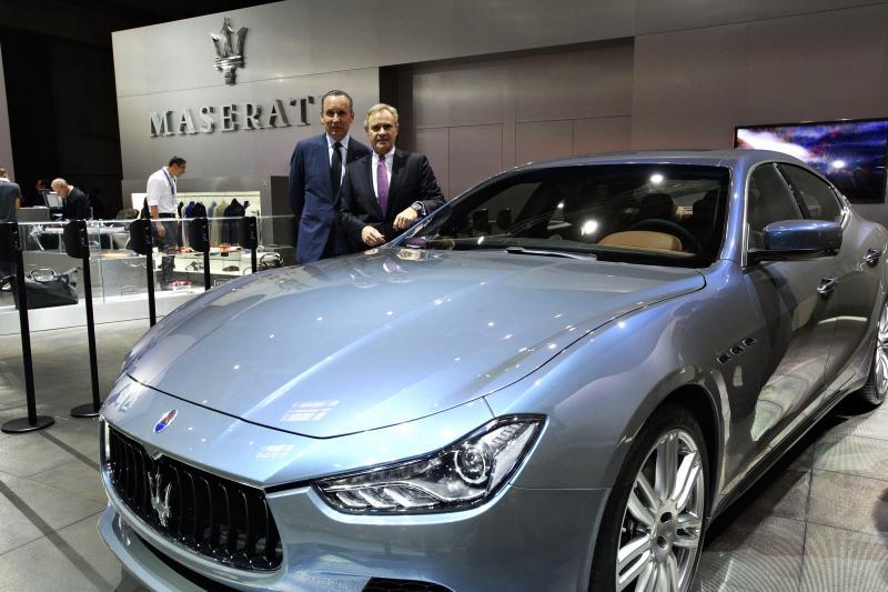 2015 Maserati Ghibli S Q4 ZEGNA EDITION 4