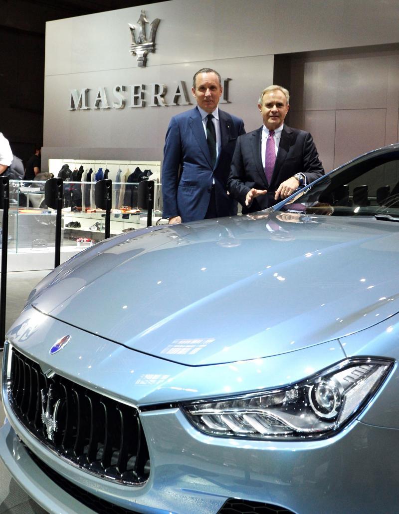 2015 Maserati Ghibli S Q4 ZEGNA EDITION 5