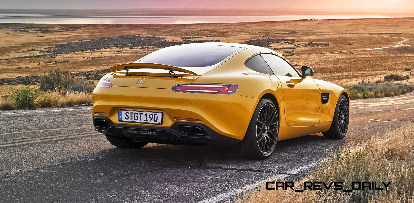 2015 mercedes amg gt edition 1 packs dark style and huge. Black Bedroom Furniture Sets. Home Design Ideas