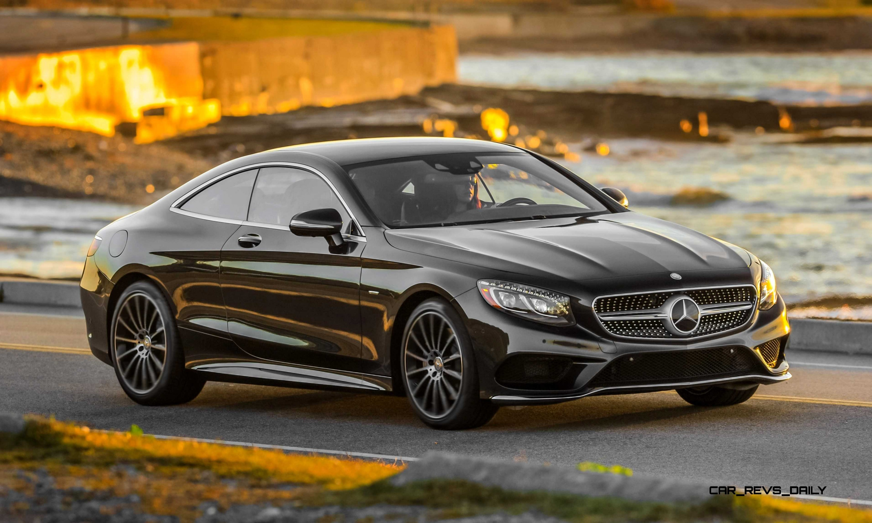 Update3 With 70 New Photos 2015 Mercedes Benz S550 Coupe