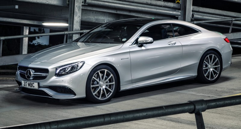 2015 Mercedes-Benz S63 AMG Coupe 10