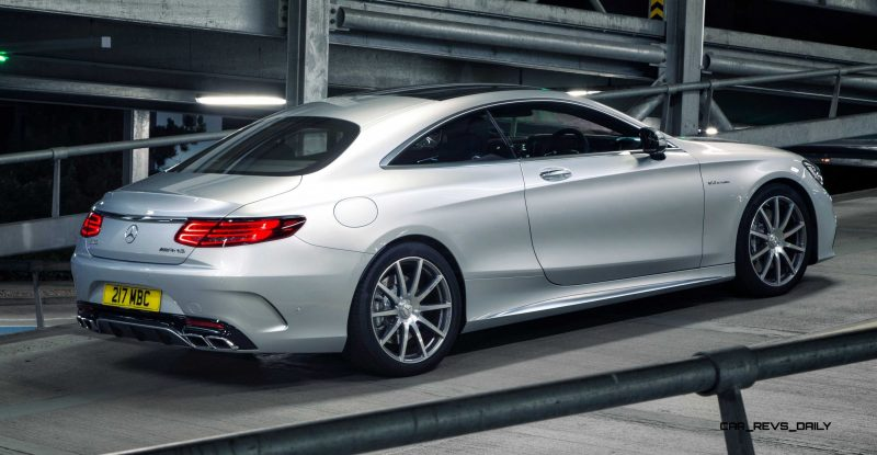 2015 Mercedes-Benz S63 AMG Coupe 11