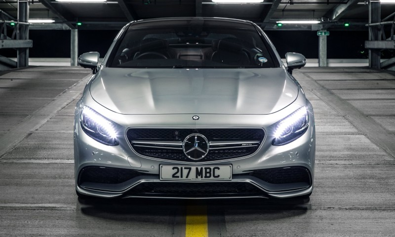 2015 Mercedes-Benz S63 AMG Coupe 13