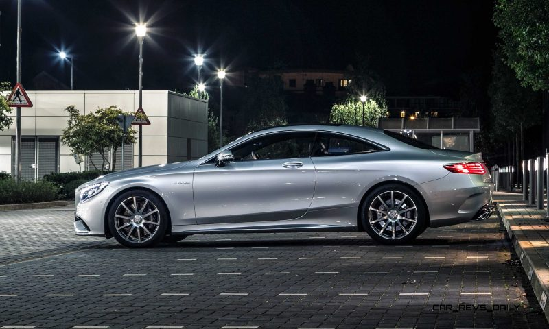 2015 Mercedes-Benz S63 AMG Coupe 25