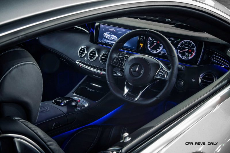 2015 Mercedes-Benz S63 AMG Coupe 26