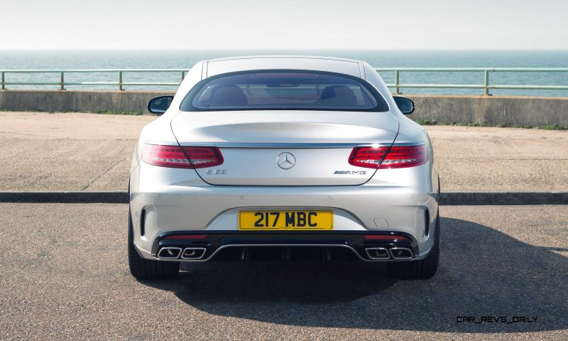 2015 Mercedes-Benz S63 AMG Coupe 45