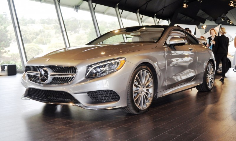 2015 Mercedes-Benz S63 AMG Coupe 68