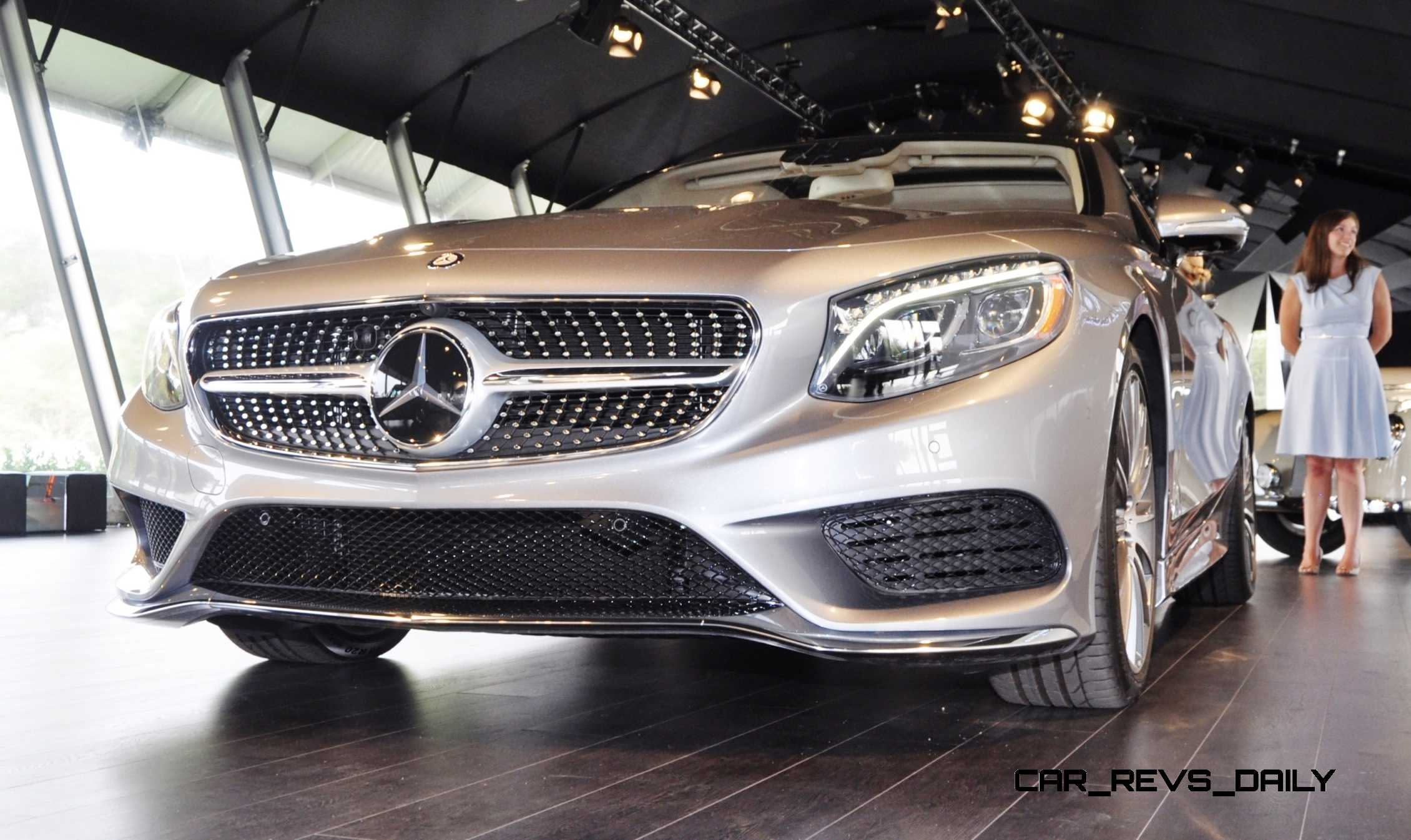 2015 Mercedes-Benz S63 AMG Coupe 69