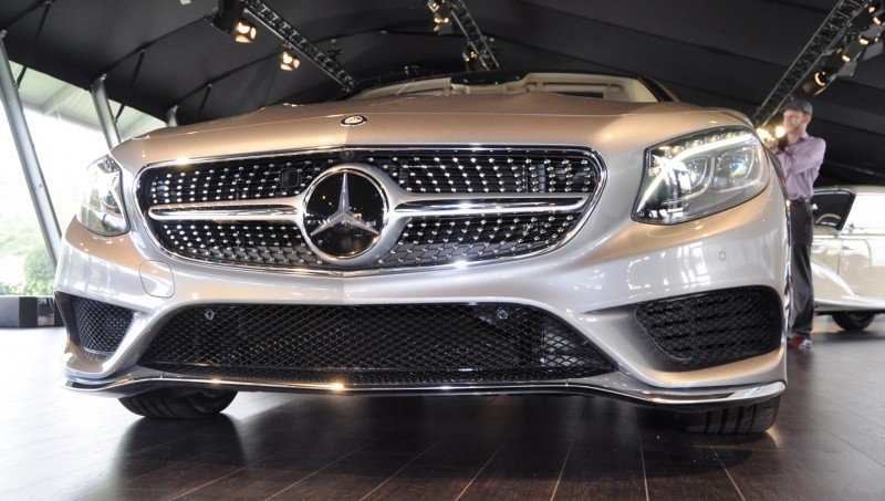 2015 Mercedes-Benz S63 AMG Coupe 70