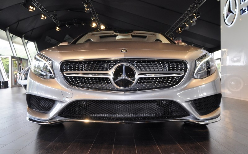 2015 Mercedes-Benz S63 AMG Coupe 71