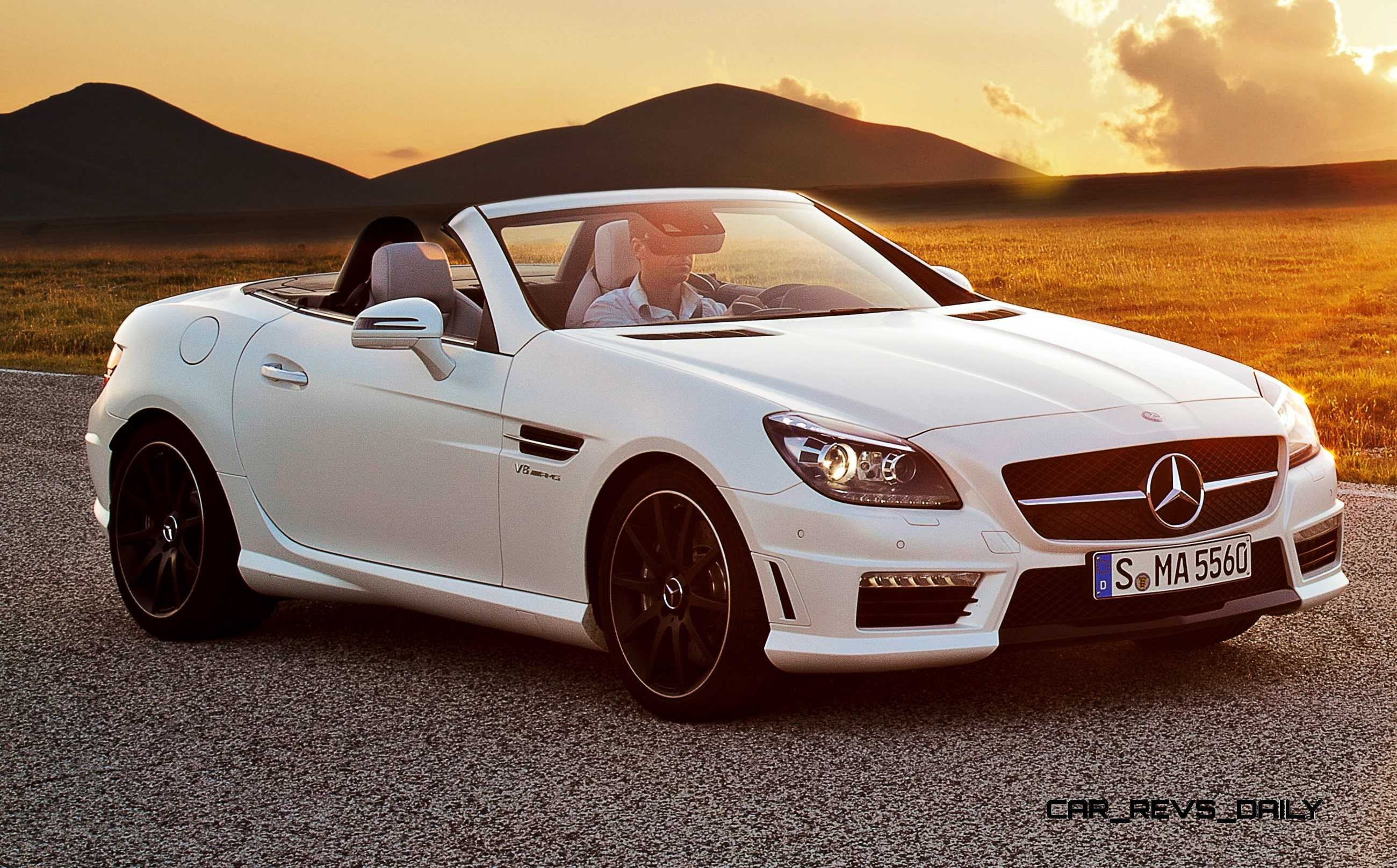 2015 mercedes benz slk55 amg 21. Black Bedroom Furniture Sets. Home Design Ideas