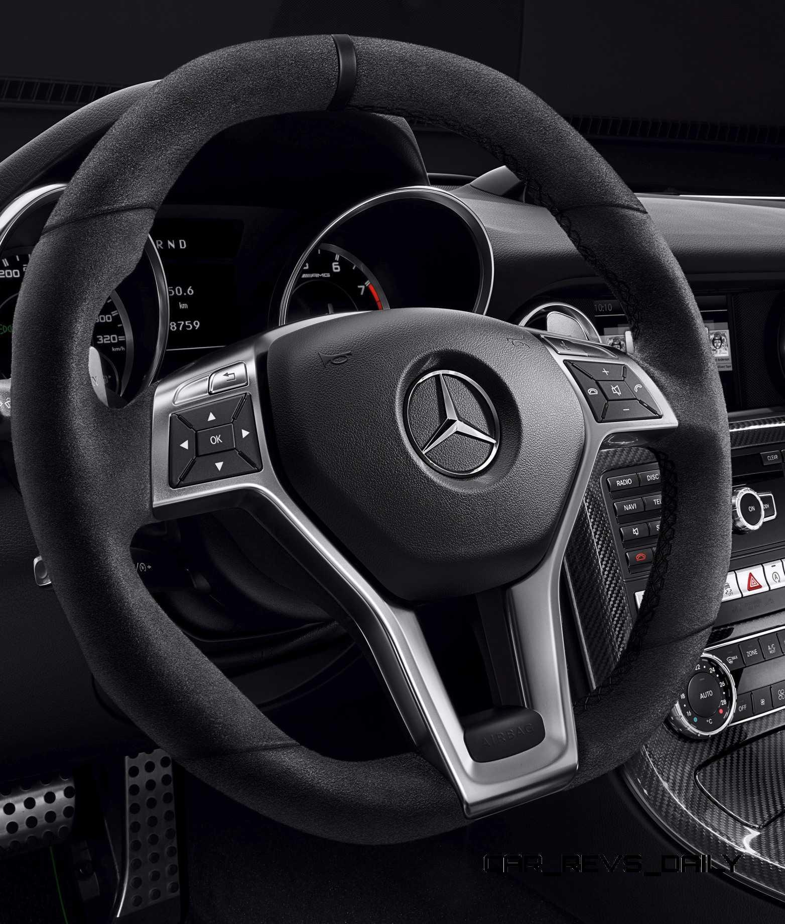 2015 Mercedes-Benz SLK55 AMG Performance Pack