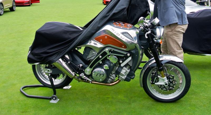 2015 Midual Type 1 Motorcycle 1