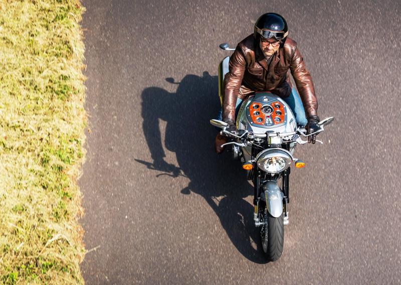 2015 Midual Type 1 Motorcycle 10