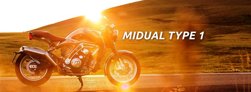 2015 Midual Type 1 Motorcycle 13