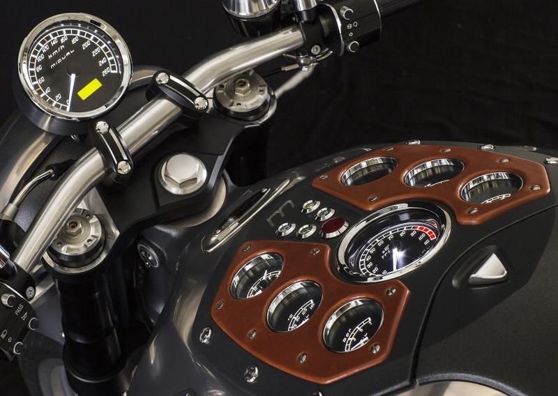 2015 Midual Type 1 Motorcycle 17