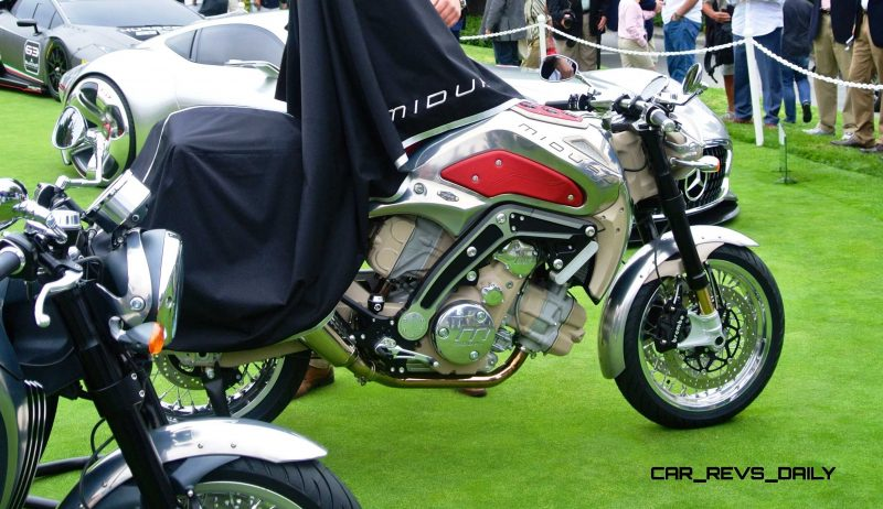 2015 Midual Type 1 Motorcycle 2