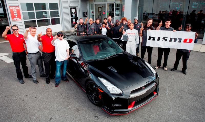 Nissan Winston Salem >> First 2015 NISMO GT-R Delivered To Winston-Salem NC; Witch Trial Soon?