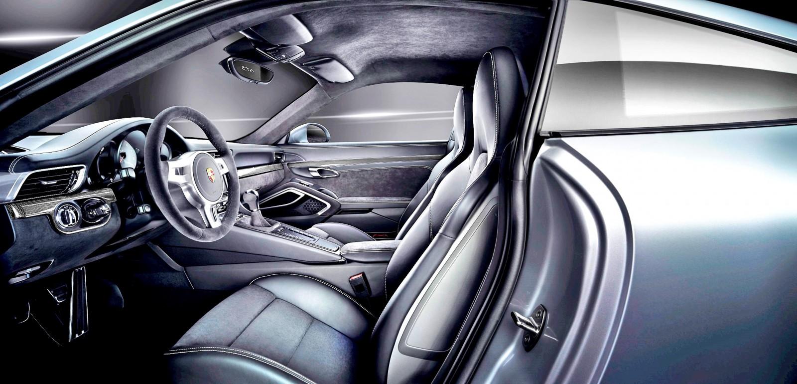 2015 Porsche 911 GTS 4