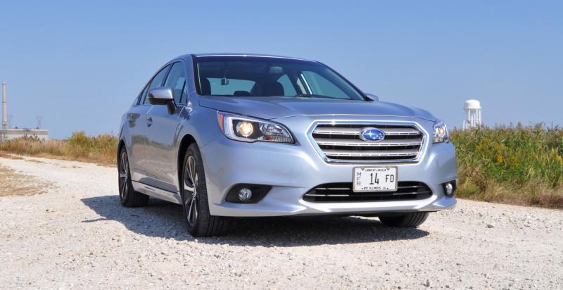2015 Subaru Legacy 2.5i Limited 1