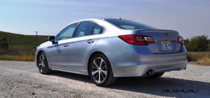 2015 Subaru Legacy 2.5i Limited 11